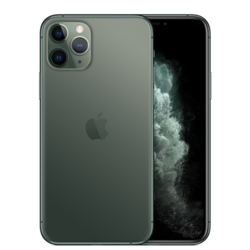 Iphone 11 pro midnight green select 2019