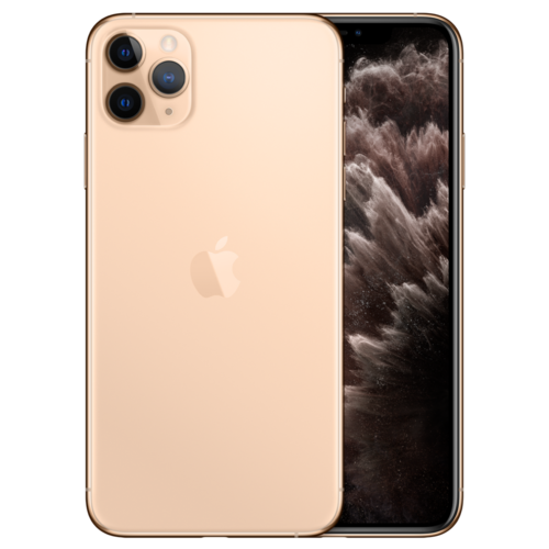 Iphone 11 pro max gold select 2019
