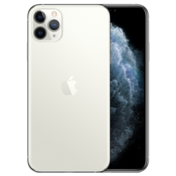 Iphone 11 pro max silver select 2019