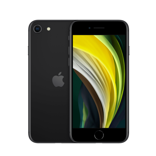 Iphone se black select 2020