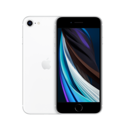 Iphone se white select 2020