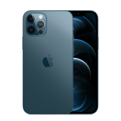 Iphone 12 pro blue hero