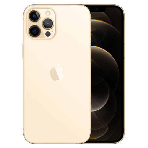 Iphone 12 pro max gold hero